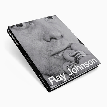 Ray Johnson - Exhibition Catalogues