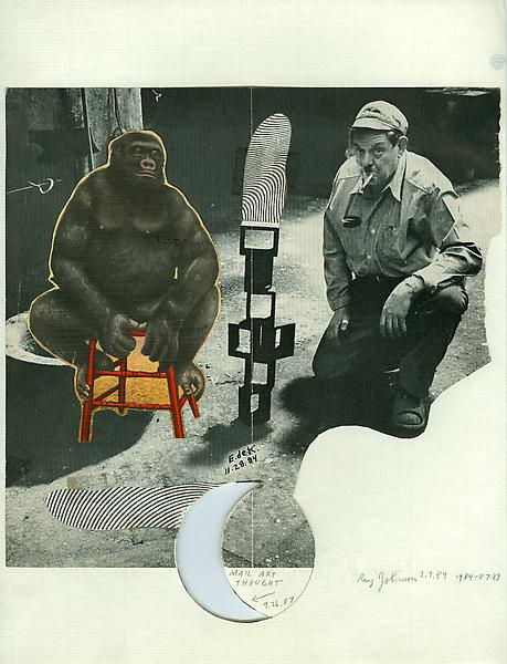 41 - From Ray Johnson - Mail Art & Ephemera - Art - Ray Johnson Estate