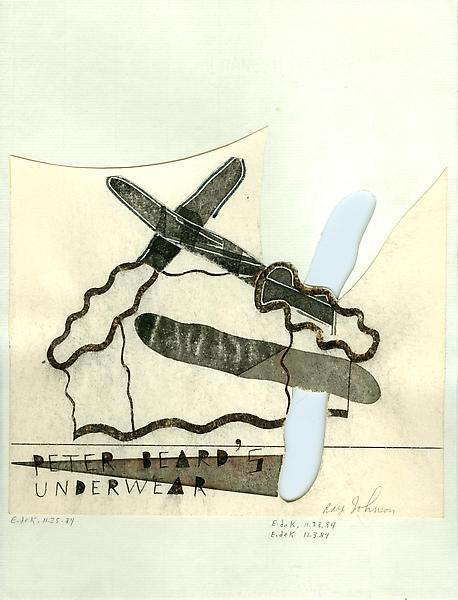 69 - From Ray Johnson - Mail Art & Ephemera - Art - Ray Johnson Estate
