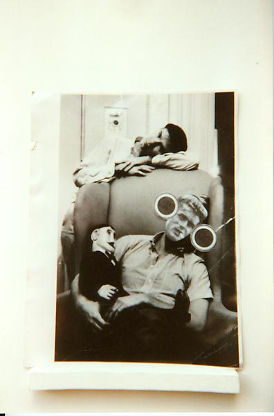 photo by ray johnson selected works september 1993