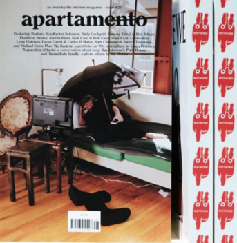 Apartamento, Issue 25