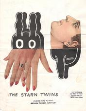 "Anonymous ""The Starn Twins"" mailing, c. 1989."