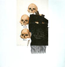 Face Collage 1969-91, 4.15.94